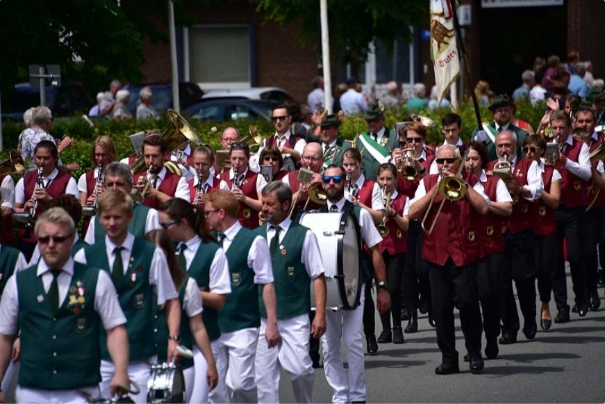 Schützenfest Brenkhausen