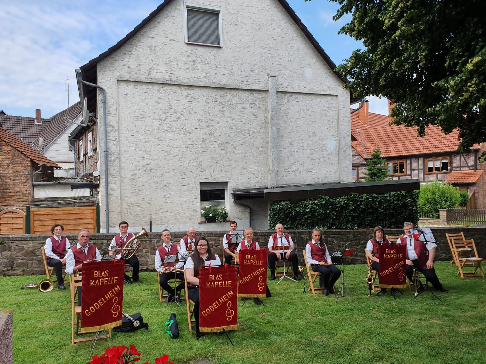 Read more about the article Begleitung Patronatsfest Amelunxen