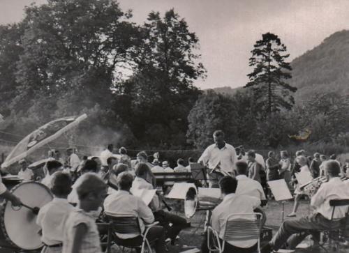 1969 Einweihung Tretbecken (2)