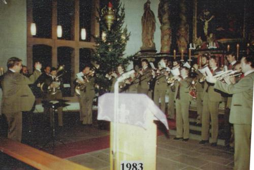 1983 4. Weihnachtkonzert