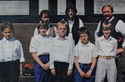 1990 Nachwuchs