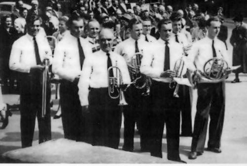 Fronleichnam 1955