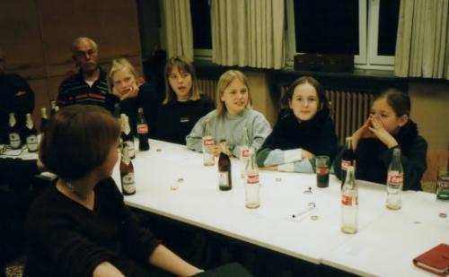 Generalversammlung 2000