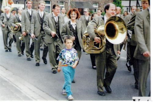 Musikfest Spielmannszug 1991 (7)