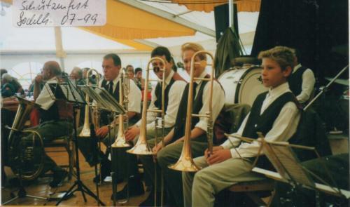 Schützenfest Godelheim 1999 (1)