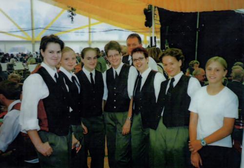 Schützenfest Godelheim 1999 (3)