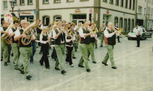 Schützenfest Höxter 2004 (2)