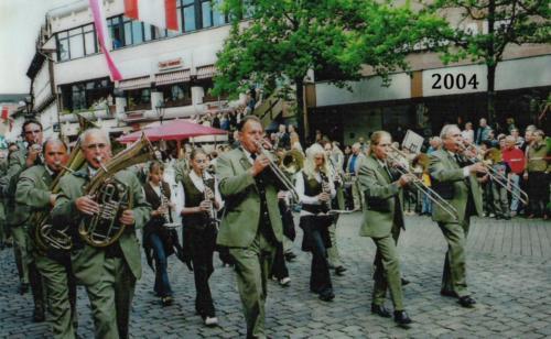 Schützenfest Höxter 2004 (3)
