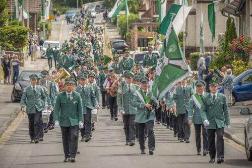 Schützenfest Ottbergen 2019