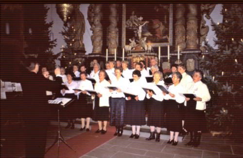 Weihnachtskonzert 1992 (1)