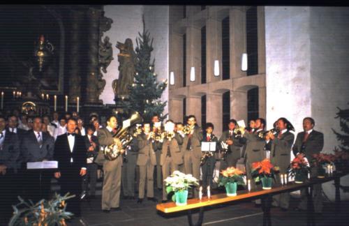 Weihnachtskonzert 1992 (2)