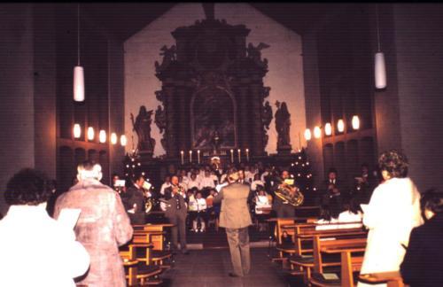 Weihnachtskonzert 1995 (2)